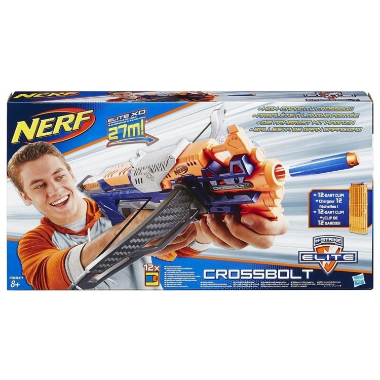 Nerf - N-Strike Elite Crossbolt