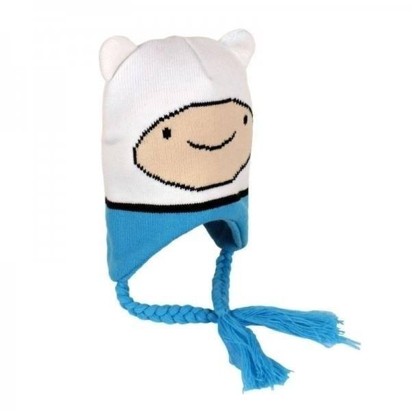 Cappello peruviano Finn Adventure Time