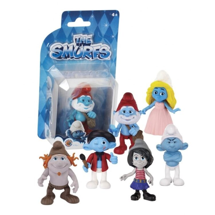 Action Figures Puffi