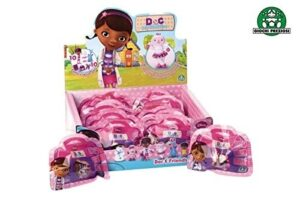 Set 20 bustine Dottoressa Peluche - Mini personaggio con accessorio