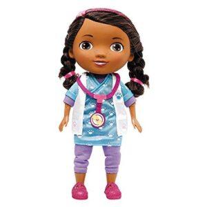 Dottoressa Peluche - Bambola Veterinaria