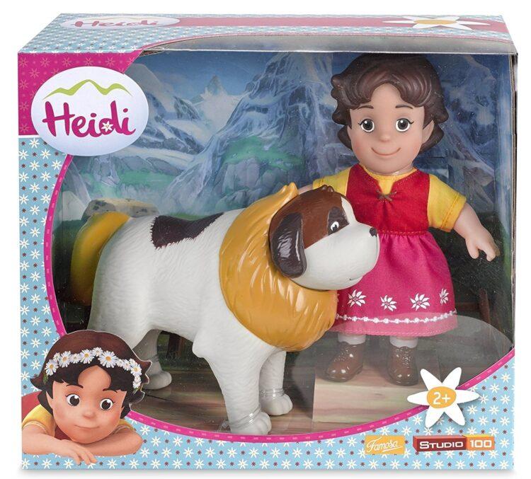 Heidi e Nebbia