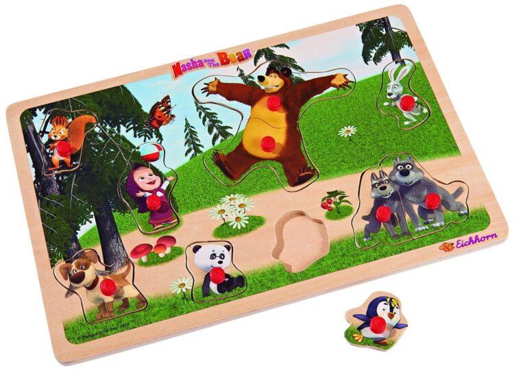 Masha Puzzle 30 x 20 cm