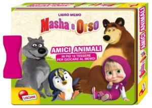 Masha e Orso Amici animali