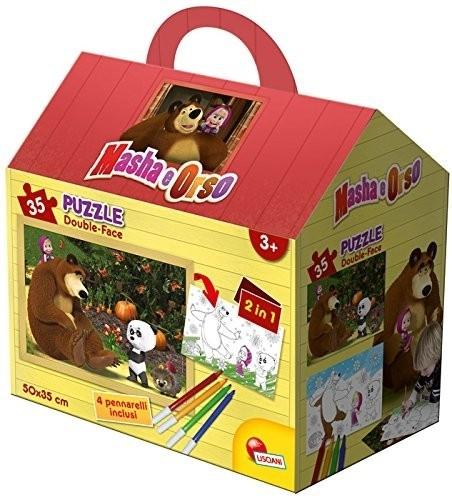 Masha e Orso Puzzle 35 Pezzi