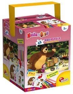Puzzle Masha e Orso 48 Pezzi