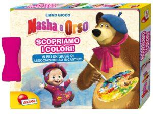 Masha e Orso Scopriamo i colori