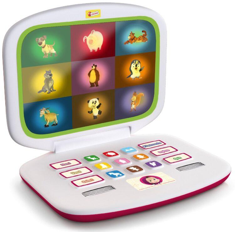 Masha e Orso - Baby Laptop Computer
