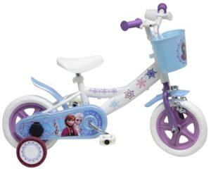 Bicicletta Frozen 10 pollici