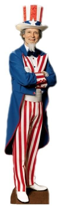 Uncle Sam sagoma 191 cm H