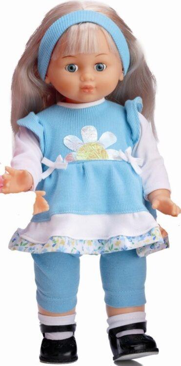 Bambola Marina Canta E Cammina