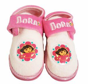 Pantofole chiuse Dora l'Esploratrice