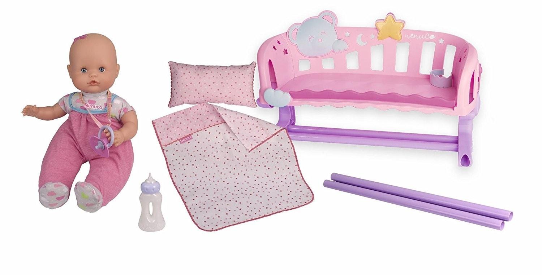 Nenuco Dorme Con Me-Bambole E Bambolotti
