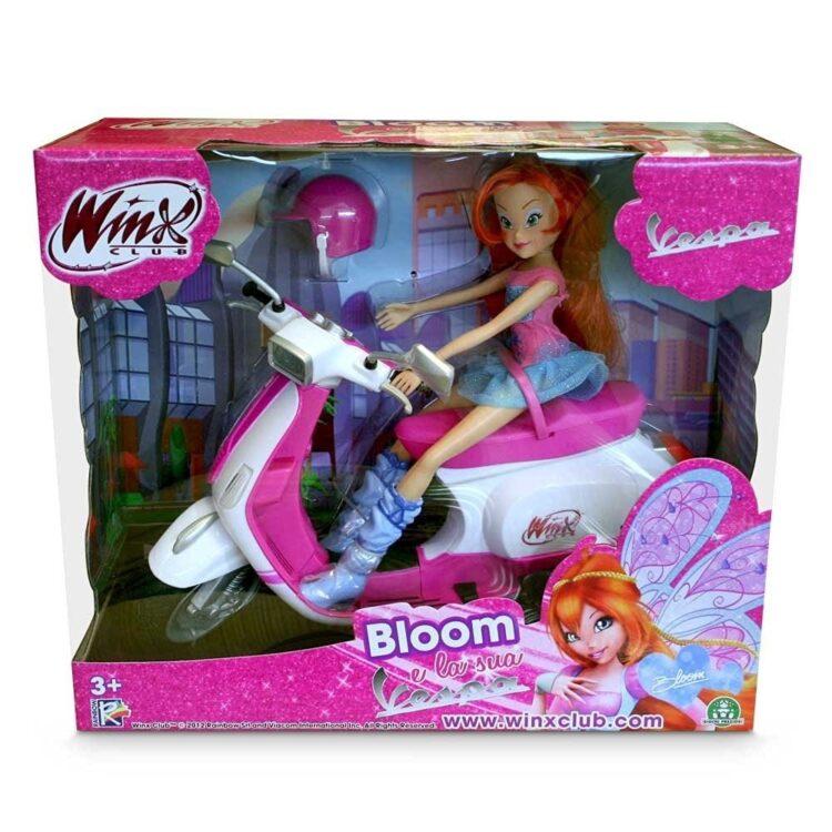 Winx - Vespa con Bambola