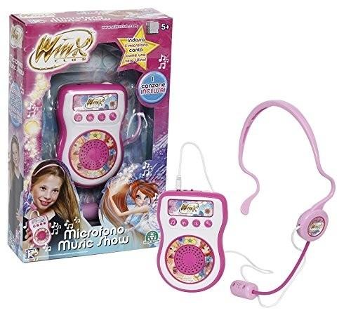 Winx Microfono Live Show