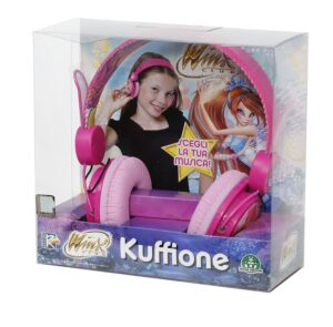 Winx Cuffie Audio