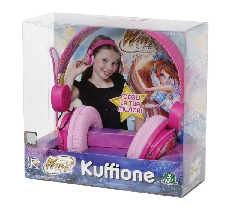 Winx Cuffie Audio