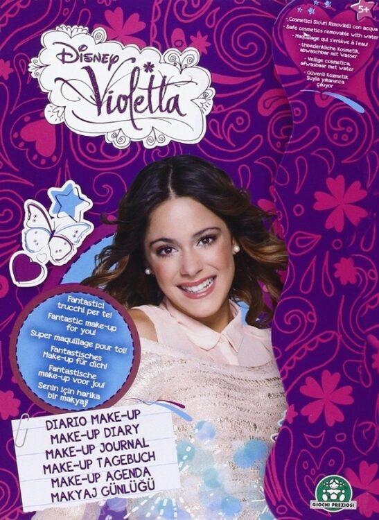 Violetta - Diario Make-Up