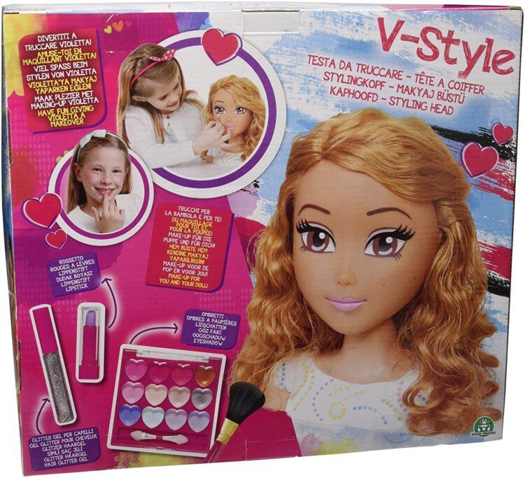 Violetta Styling Head