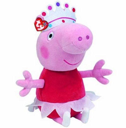 Peluche Peppa Pig Ballerina 30 CM TY