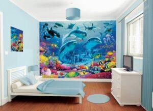 Murales Avventura nei Mari Walltastic nuovo design