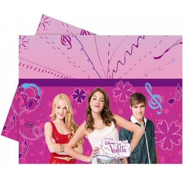 Tovaglia per festa Violetta