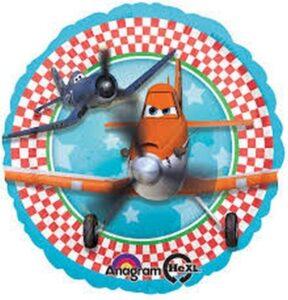 Palloncino ad elio Dusty Disney Planes