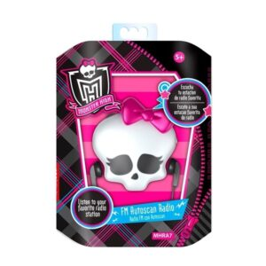 Monster High - Mini radio