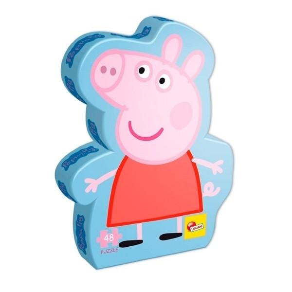 Peppa Pig - Puzzle Confezione Sagoma di Peppa