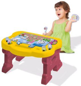 Peppa Pig Tavolino Elettronico