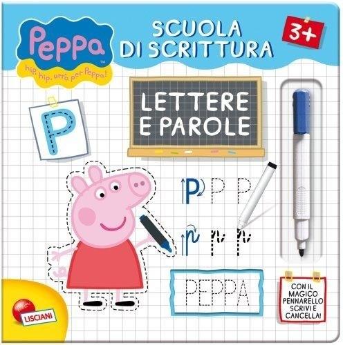 Scuola Di Scrittura Peppa Pig