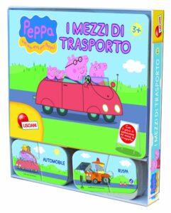 I mezzi di trasporto Peppa Pig