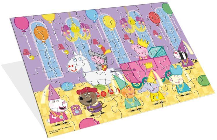 Puzzle Principessa Peppa Pig