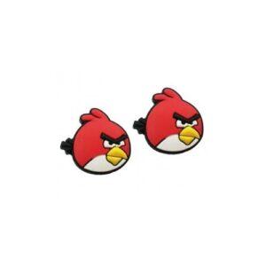 Set 2 Jibbitz per Crocs Angry Birds