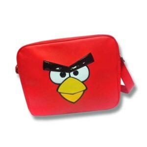 Borsa tracolla Angry Birds rossa