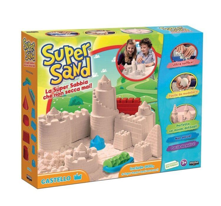 Super Sand - Sabbia Magica Castello