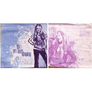 Set 2 asciugamani Hannah Montana