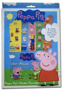 Stickers Paradise Peppa Pig