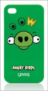 Cover Angry Birds per iPhone 4