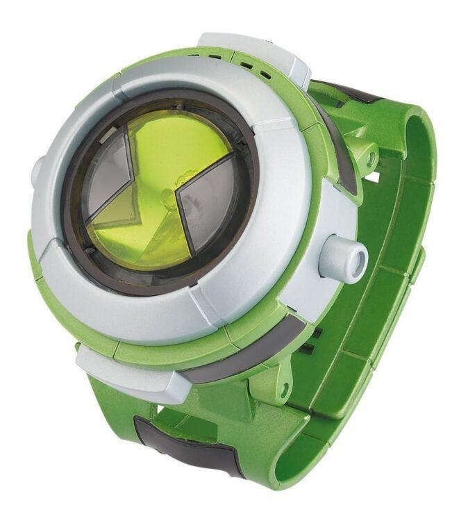 Deluxe Watch Omnitrix Parlante