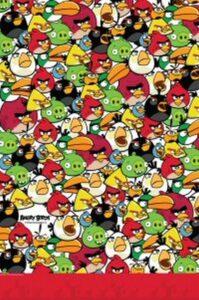 Tovaglia festa Angry Birds