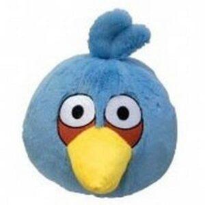 Peluche Angry Birds misura 2 azzurro