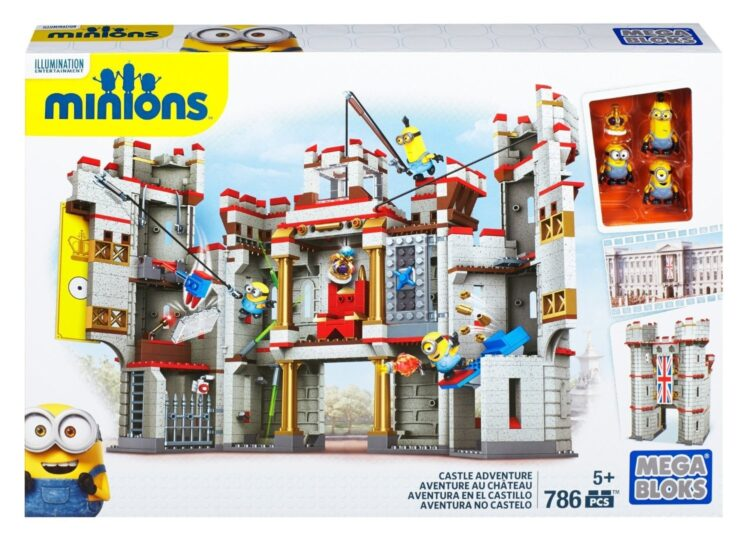 Minions - Il Castello delle Avventure
