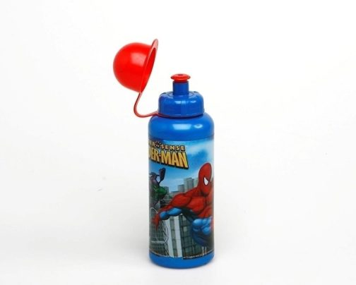Borraccia in plastica Spiderman