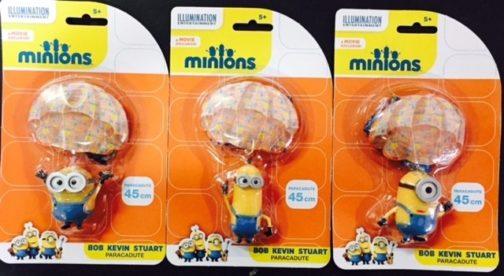 Minions Action Figures
