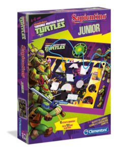 Sapientino Junior Ninja Turtles