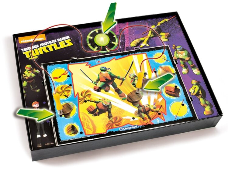 Sapientino Junior Ninja Turtles