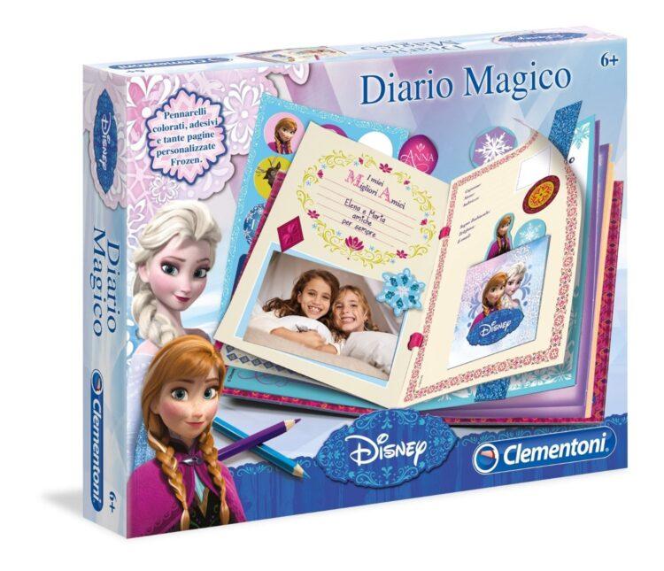 Disney Frozen - Diario Magico