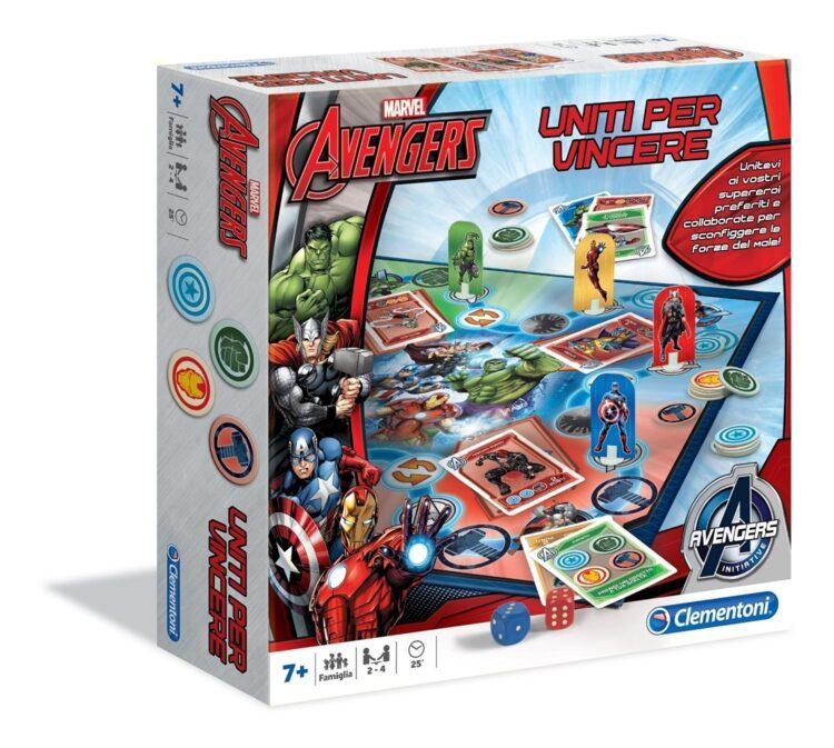 Avengers Uniti per Vincere
