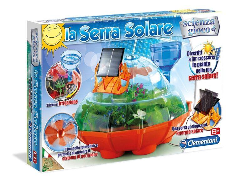 La Serra Solare Kit Scientifico